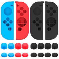 New Silicone Case for Nintendo Switch Joy- Con Design for Nin...