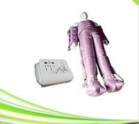 tragbare Pressotherapie Lymphdrainage Maschine Ganzkörpermassage schlanke Lymphdrainage Anzug Maschine