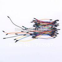 65 шт. перейти провода мужчин и мужчин перемычку для Arduino макет бесплатная доставка