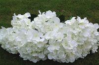 """الحرير الأوروبي الكوبية 50 سنتيمتر / 19.69 """"طول الاصطناعي الكوبية بوش 7 رؤساء زهرة لكل مجموعة 6 ألوان لزهرة الزفاف"""