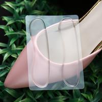 DHL 300Pair po piętach stick samoprzylepne wkładki butów wklej piętro żel silikonowy antypoślizgowy pad wkładka pielęgnacja stóp obcasa poduszka ochraniacze ulgi