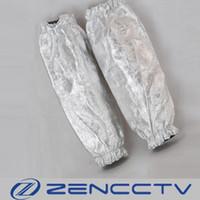 Rayonnement thermique Manchon de bras en aluminium de haute qualité fonctionnant à température élevée avec manchon extra-épais aluminisé