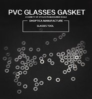 pvc glasses gasket , glasses washer tool accessories 10000pcs...