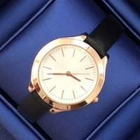 2017 Fashion Women leather black Dress Watches female quartz...