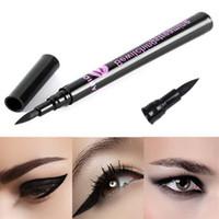Hot Liquid Eye Liner Pen Pencil Black Waterproof Eyeliner Ma...