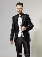 Смокинги для жениха горячей продажи на заказ, красивый праздничный костюм костюм для жениха костюм для мальчика (куртка + брюки + галстук + жилет) костюм для жениха
