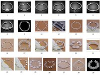 30 style choose 10pcs Men women 925 silver Bracelet hyperbol...