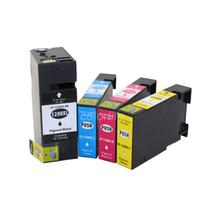 INK WAY 5 PCS, Value Pack, 1BK + 1SET di PGI-1200XL PGI1200XL Cartuccia di inchiostro a pigmenti per Canon MAXIFY MB2020 MB2320