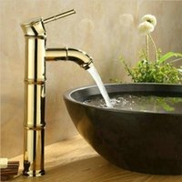 Free shipping wholesale luxury bathroom faucet mixer tap, mat...