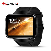 LEMFO LEM4 Android OS Smart Watch Phone Support GPS SIM Card...