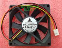 Por mayor: 8015 AFB0812SHB DC12V 0.40A 3 línea de bolas de doble ventilador de refrigeración de velocidad
