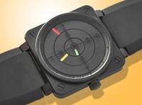 Luxo Mens Automatic Rubber Strap Mecânica Relógio de Pulso Suíço Marca Preto PVD Inoxidável Barato New Men Dress Relógios Para O Homem Do Esporte Dropship