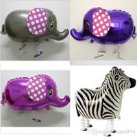 Оптовая ассортимент дизайн ходьба Pet воздушный шар гибридные модели животных воздушные шары детские игрушки мальчик девочка подарок бесплатная доставка