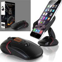 Universal Windshield Dashboard Mouse Car Phone Stand Holder ...