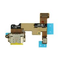 100 % OEM 새로운 USB 충전기 충전 포트 도킹 커넥터 플렉스 케이블 교체 부품 LG G6 H870 H871 H872