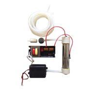 220V / 110V Silikaschlauch-Ozon-Generator 2g / h für Luft-und Wasser-Reinigung 1 Set beginnt Accessary Optional + Free Shipping