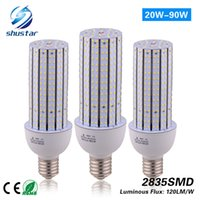 LED Corn Light Bulb 20W 30W 40W 50W 60W 80W 90W E27 E40 Gard...