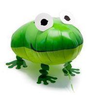 200 шт. / Лот Гибридные модели воздушных шаров животных воздушные шары алюминиевая фольга шар воздушных шаров ходьбы воздушные шарики ходить животное воздушный шар вечеринка игрушки детские игрушки