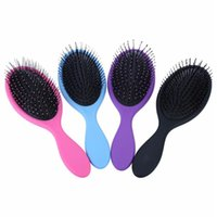 Wet & Dry Detangler Hair Brush Massage Comb with Airbags Com...