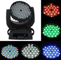 Hot sale Free shipping 108*3W led rgbw moving heads lights 1...