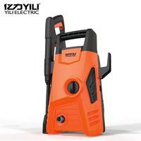 Lavadora de alta presión portátil del coche de la lavadora de alta presión del coche de 220V 50Hz 100 bar1400W de alta presión