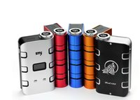 HOT sale Most Powerful Box Mod Original smy God 180 Huge Wat...