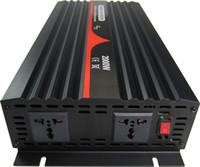 Full Power 12VDC para 230VAC 50HZ Euro soquete 2000W Pure Sine Wave Off Grid Inversor