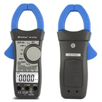 Freeshipping 자동 범위 DC AC 디지털 클램프 미터 멀티 미터 Pinper Amperimetric Amperimetro True RMS Frequency Backlight