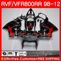 VFR800 For HONDA Interceptor VFR800RR 98 05 06 07 08 09 10 1...