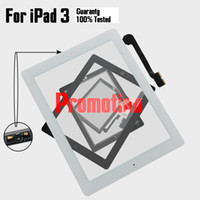 For iPad 3 100% Tested Touch Screen Glass Assembly Complete ...