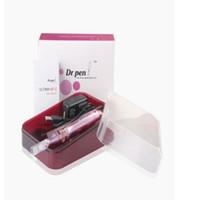 Najnowszy ULTIMA-M7 DR.PEN M7-W Wireless / M7-C Wired Elektryczny Walce Micalonedle Dr.Pen z 5 prędkości kontrolą