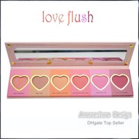 Hot Makeup Face Blush Love Flush Blush Wardrobe Heart Shaped...