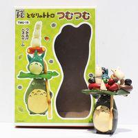 Miyazaki Hayao Cartoon Film Mein Nachbar Totoro PVC Action Figure Spielzeug Geschenk Für Kinder Mit Box Kostenloser versand