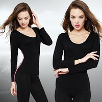 Elliehouse Women' s Thermal Underwear 2017 Winter Seamle...