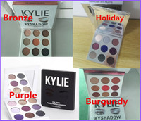 Kylie Jenner The Purple Palette Eyeshadow Kylie Holiday Eyes...