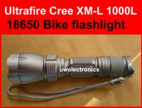 10 W SSC P7 900L ışık lamba 1000 lümen CREE LED Cree xm-l t6 led SSC P7-D Ultrafire El Feneri torch 900 lunmens