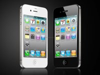 Unlocked 100% Original Apple iPhone 4 Unlocked 16GB / 32GB IOS 8 Smartphone 3G 5.0MP 3.5