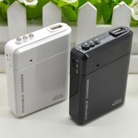 Заряжатель силы батареи портативной машинки 4 AA USB непредвиденный для iPhone сотового телефона Андроида