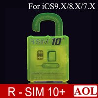 Original Unlock Card R- SIM 10+ RSIM 10plus RSIM10+ Rsim11 fo...