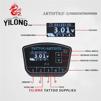 Digital Tattoo Power Supply High Quality Tattoo Power Supply...