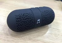 2016 Mini Pill Speaker XC- 10 Pill Wireless Bluetooth Loud Sp...