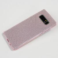 Para lg stylo 4 metropcs k10 218 para lg aristo 2 metropc ultrafino limpar borracha suave glitter adesivos tpu phone case proteção shell