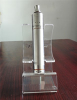 Newest Acrylic e cig display shelf clear stands holder rack ...