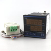 72cm 72mm 온도계 Freeshipping 온도 습도계 온도 습도 컨트롤러 온도계 TDK0302LA 3m 와이어 포함