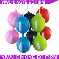 w1028 Smart Geisha Ball Female Kegel Vagina Exercise Ball Vi...