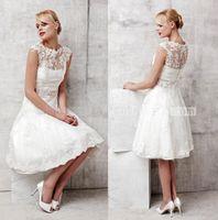 Bohemian Bridal Dress Short – fashion dresses