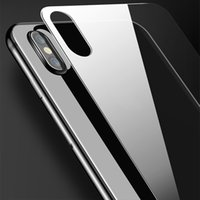 Back Protector for iPhone x 10 8 8 Plus Ultra Thin 0. 3mm Ful...