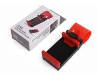 Car Steering Wheel Mount Holder Rubber Band for smartphone c...