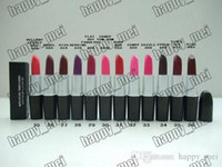 Factory Direct DHL Free Shipping New Makeup Lips M111 Metal ...