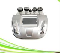 2017 profissional rádio frequência de freqüência tripolar rf 40k bio cavitação ultra-sônica moldar cavitação emagrecimento preço da máquina